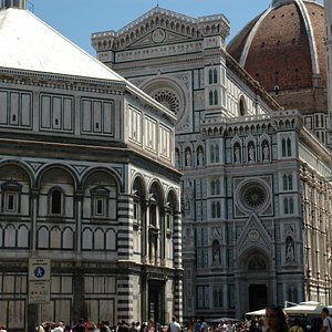 Florence's cathedral has no secret for Freya