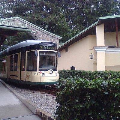 Pöstlingberg station