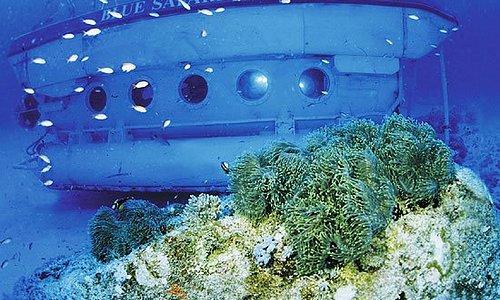 Le sous marin de 10 places