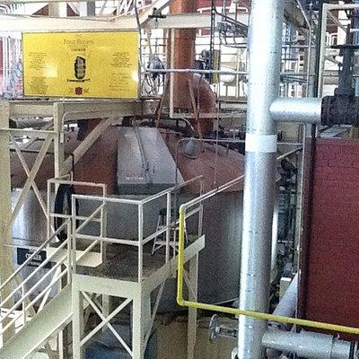 inside distillary