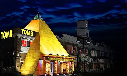 Tomb, Pigeon Forge
