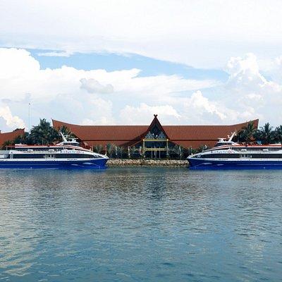 BRF Bintan Resort Ferries