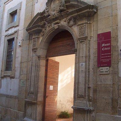 Ingresso del Museo