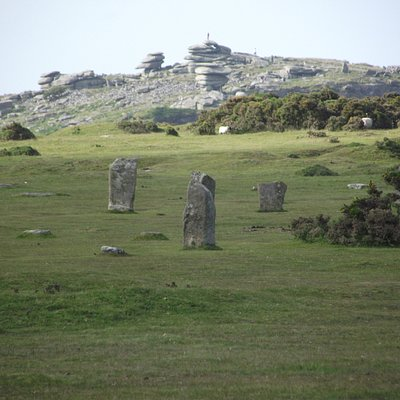The Bodmin Moor Mysteries Monuments and Murder Tour