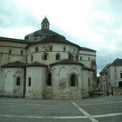 Abadía de Souillac 1