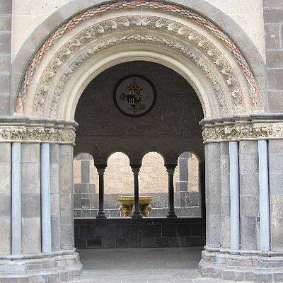 prestigeous west entrance