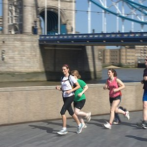 Guided jogging Tours
