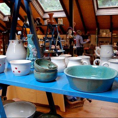 Glenshee Pottery