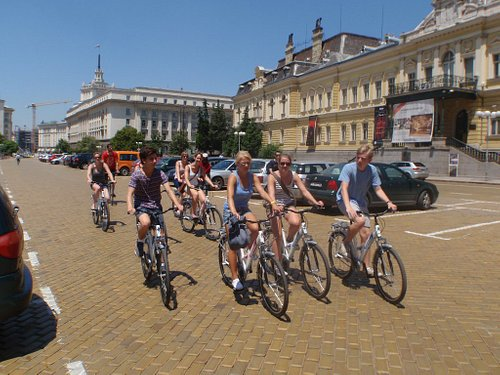 Sofia Bike Tour