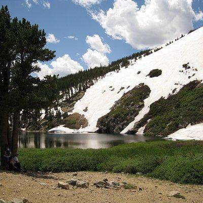 St. Mary's Glacier, Idaho Springs, CO