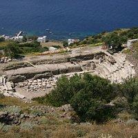 Ancient Filakopi Theatre