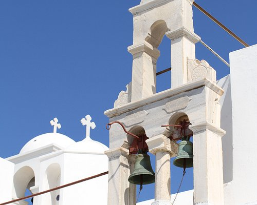 Church of the Holy Trinity - Adamas, Milos