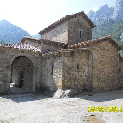 Iglesia de Sta. María de Lebeña