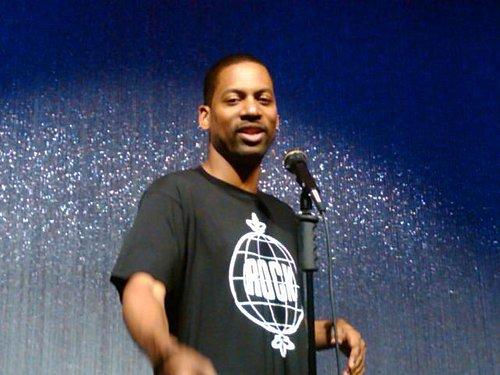 Tony Rock on Stage @ LOL Comedy Club