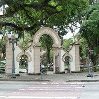 Portal des Parkes