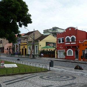 Stadtkern ohne Markt