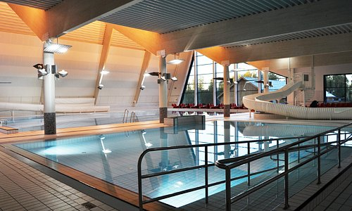 Warm water pool, Ringeriksbadet
