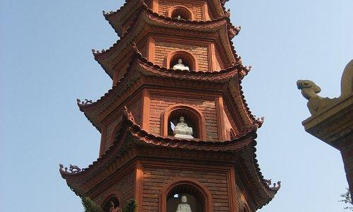 Tran Quoc Pagoda 1
