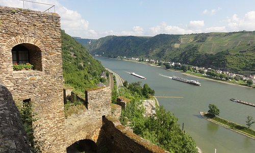 great views of the Rhine