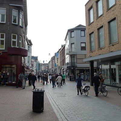 Innenstadt, Fußgängerzone