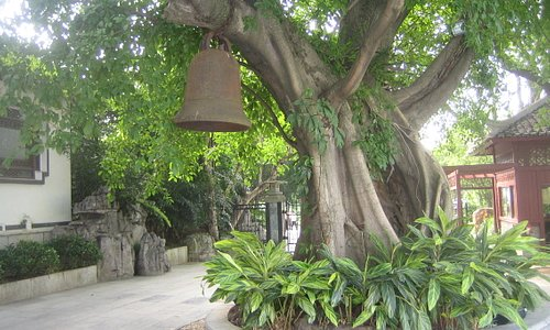 The bell tree