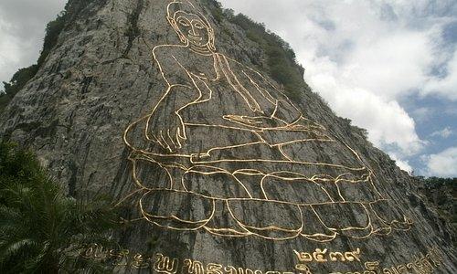 Buddha mountain
