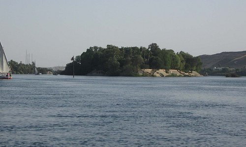Die Kitchener-Insel