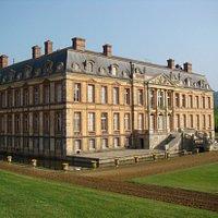chateau de Dampierre en Yvelines