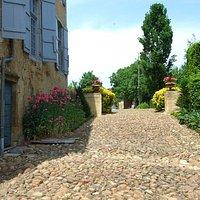 Les jardins et le Château de Gardères - Hautes-Pyrénées (65)