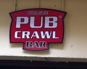 Pub Crawl Bar