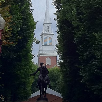 Paul Revere - Old North Church