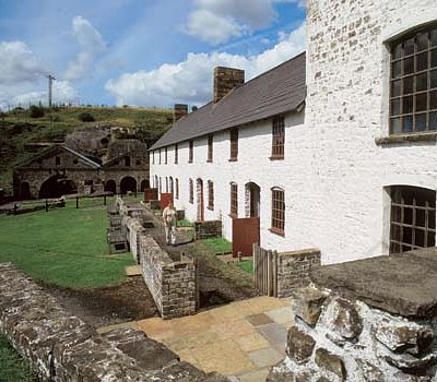 Workers' Cottages and Cast Houses