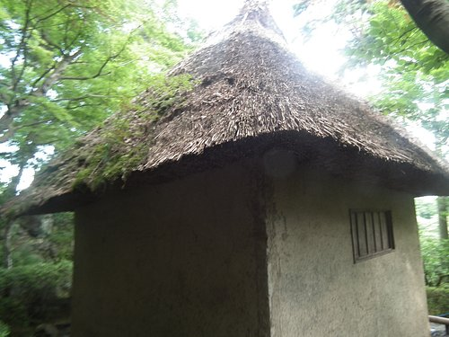 鈴虫寺の写真その1