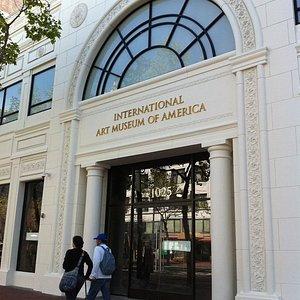 International Art Museum of America in San Francisco