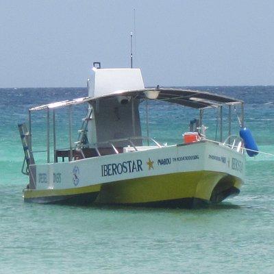 The Snorkel Boat