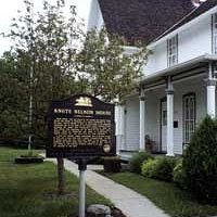 Douglas County Historical Society Exterior