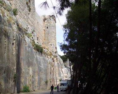 Stunning Saladin Castle