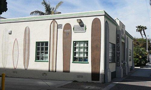 International Museum of Surfing