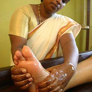 Massage at Ayurveda Kendra