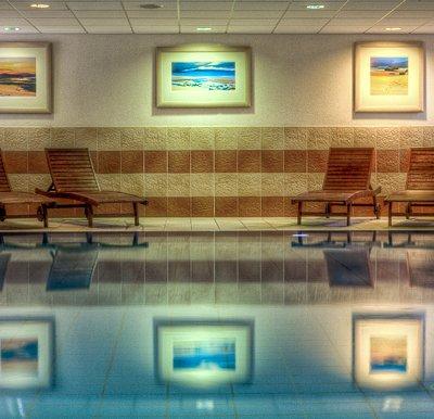 Spa Resort Swimming Pool