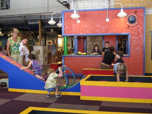 Main playroom