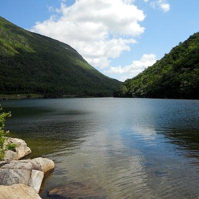 Profile Lake, Fraconia Notch, NH