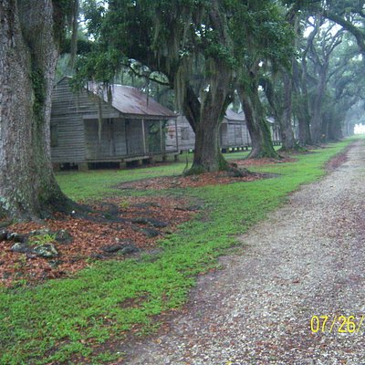Evergreen plantation - slaves quarters