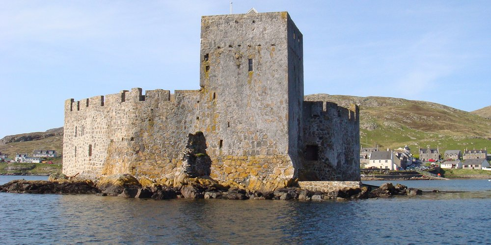 Kisimul Castle of Barra