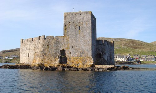 Kisimul Castle of Barra
