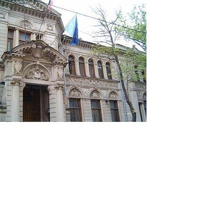 Villa Berg, Mosca 3
