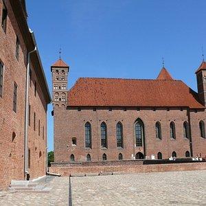 Castle in Lidzbark Warminski 01