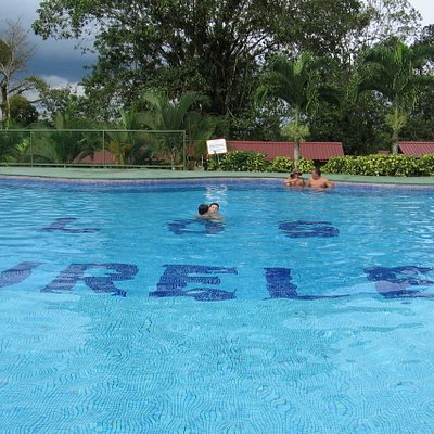 A view of the big pool
