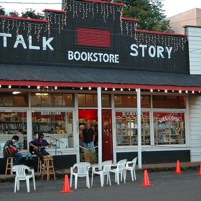 Talk Story Bookstore in Hanapepe