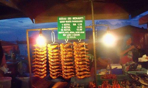 zampe di gallina pronte da mangiare